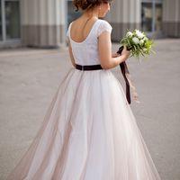 Свадебное платье для Саши, ориентировочная стоимость подобного 26-27 тыс. (работа+материалы)