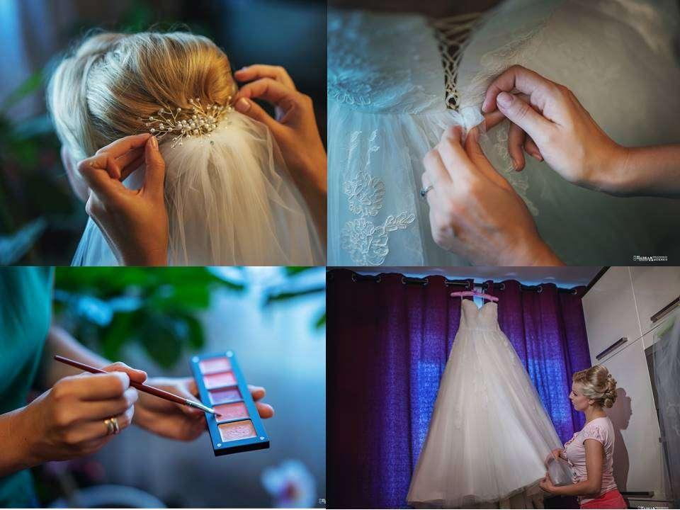 Фото 3526293 в коллекции Портфолио - Свадебный стилист- визажист Макарова Алёна