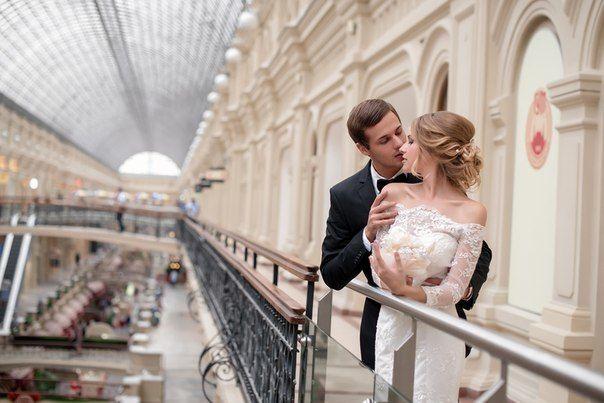 Фото 3526499 в коллекции Портфолио - Свадебный стилист- визажист Макарова Алёна