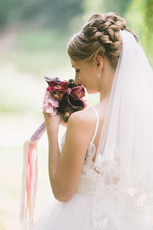 Фото 3526503 в коллекции Портфолио - Свадебный стилист- визажист Макарова Алёна