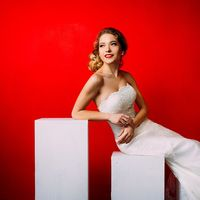 ♡ Утро невесты может быть таким... ♡  Фото: ФотоКухня ФотоКухня Образ: Anuta Ivanova Модель: Александра Машукова
