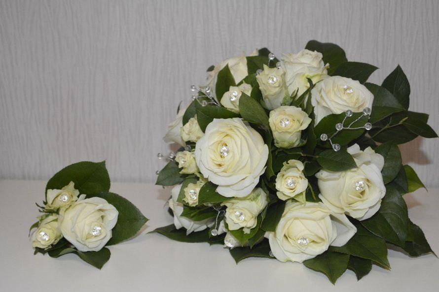 Фото 3533117 в коллекции  - Свадебный флорист-декоратор Кристина Щеглова