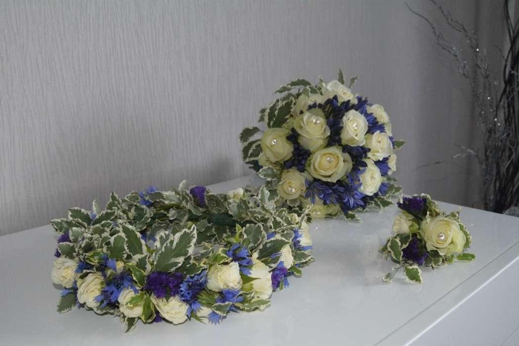 Фото 3533129 в коллекции  - Свадебный флорист-декоратор Кристина Щеглова