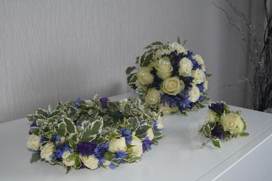 Фото 3533131 в коллекции  - Свадебный флорист-декоратор Кристина Щеглова