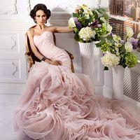 """Свадебное платье"""" царство розы"""""""