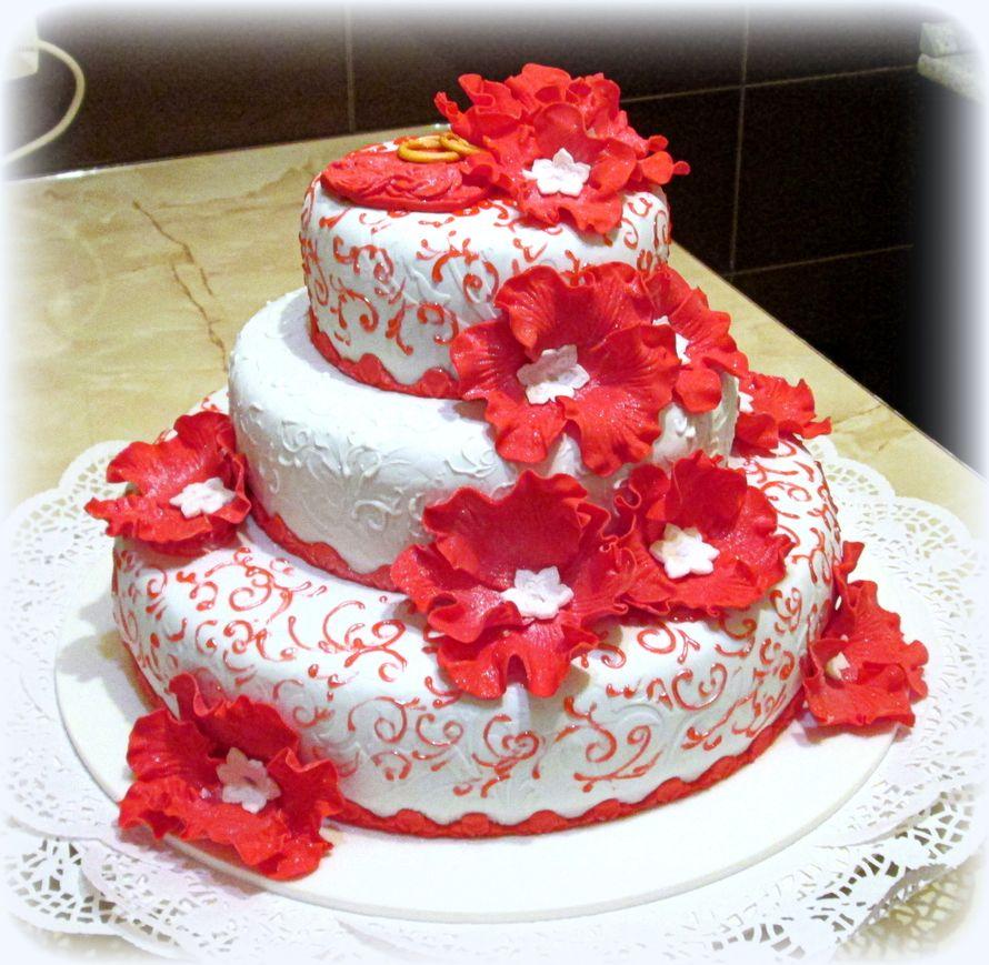 Свадебные торты фото в саратове