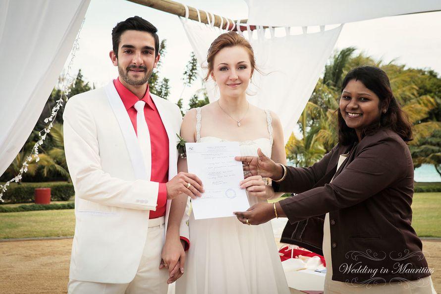 Фото 3540231 в коллекции Портфолио - Wedding-in-Mauritius - организация свадеб