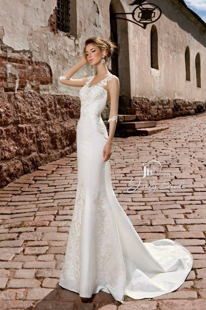 Свадебные платья каталоги 2017-2018