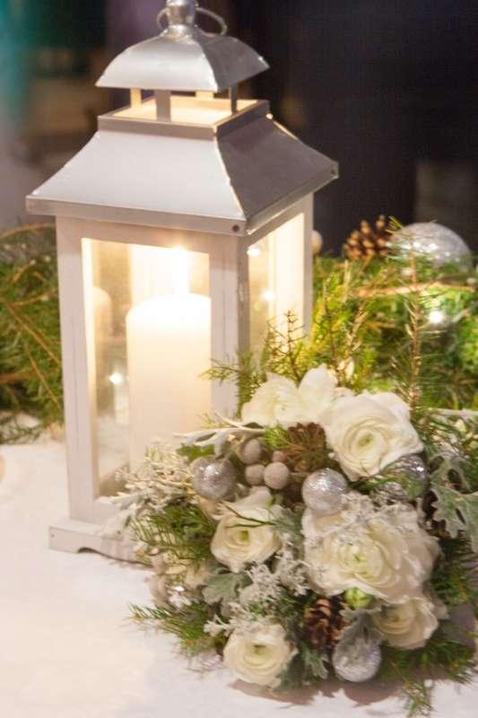 Свадебный декор. - фото 3617933 Творческая мастерская DekoLu - оформление
