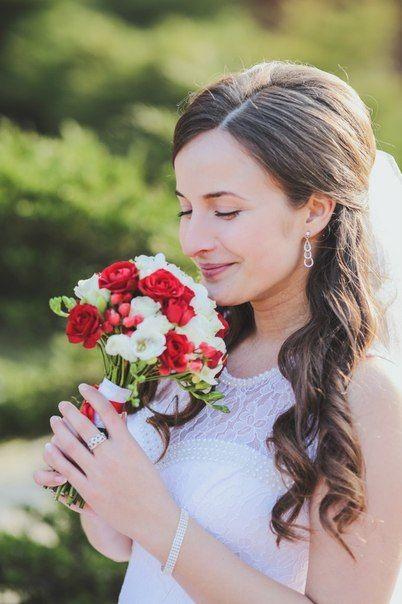 Букет невесты. - фото 4337429 Творческая мастерская DekoLu - оформление