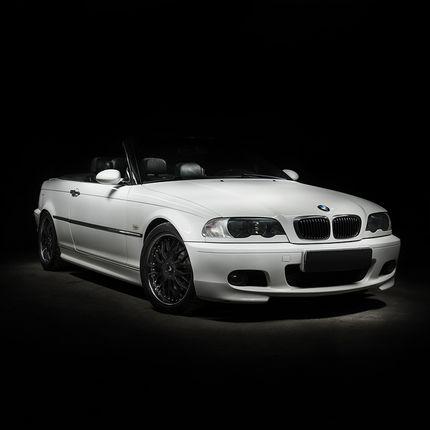 Аренда BMW 3 e46 Cabrio