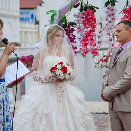 Проведение свадьбы, цена за 1 час