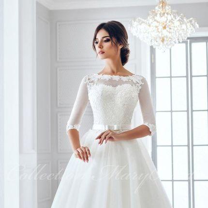 Свадебное платье коллекции MaryBride 2016