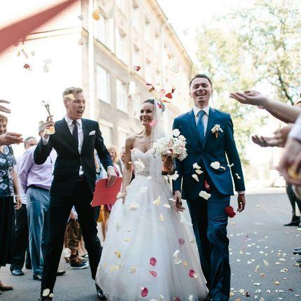 Ведущий на свадьбу 5 часов (1 час в подарок)