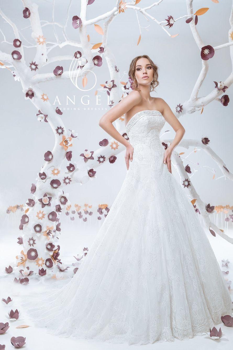 Фото 3644401 в коллекции Портфолио - Свадебные платья Angel