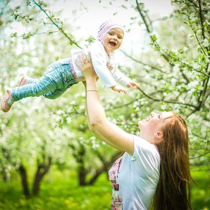 Семейная и детская фотосъёмка, цена за 1 час