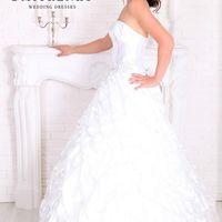 Свадебное платье - модель 011606