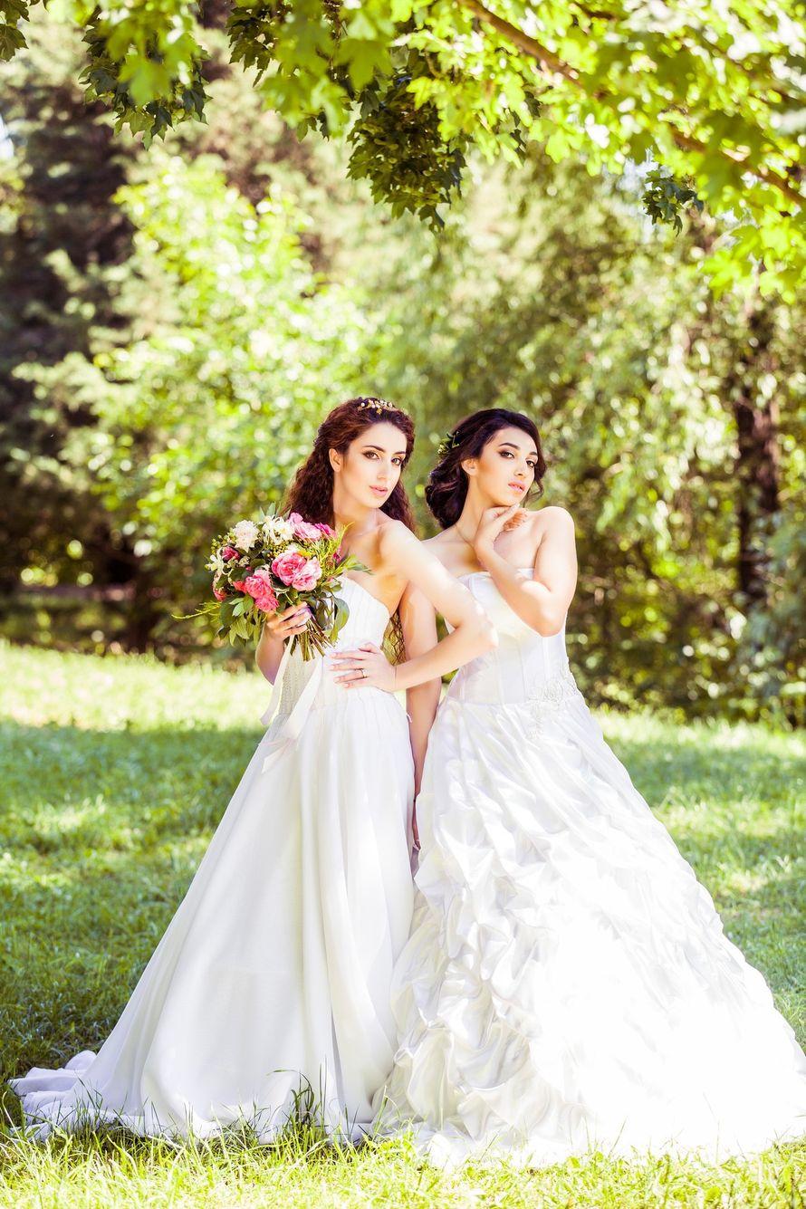 Свадебное платье - модель 011609