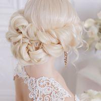 """Прически и макияж от стилистов """"Websalon wedding"""" фотограф Лилия Фадеева"""