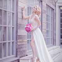 Коллекция Infinity 2016 стилист Анна Комарова фотограф Лилия Фадеева флорист Евгения Безбородова