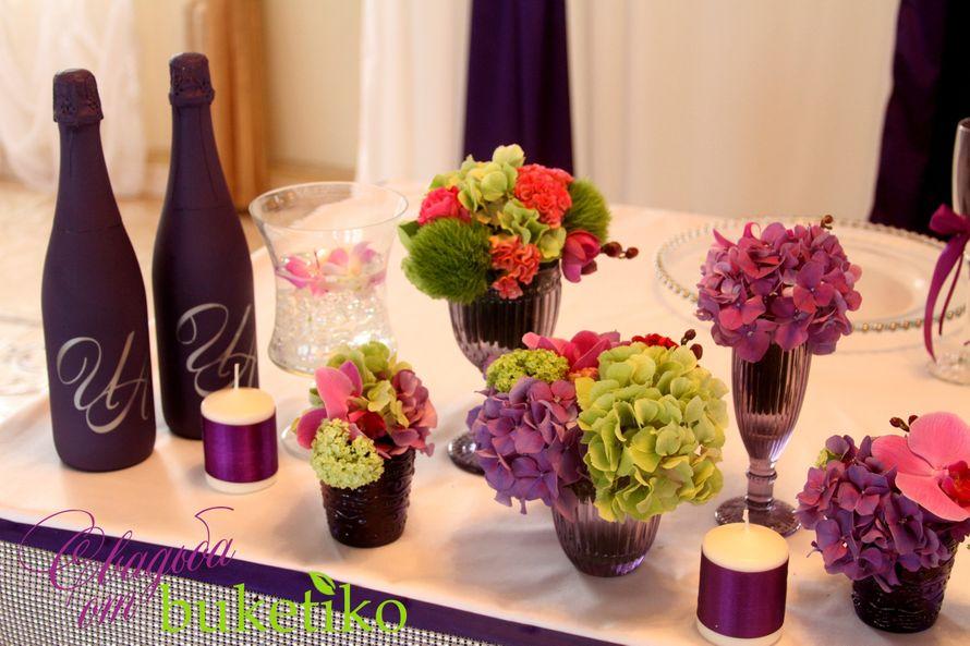 Фото 3691299 в коллекции Портфолио - Студия декора и флористики Buketiko