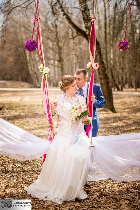 свадебные качели для фотосессии томск женские попы