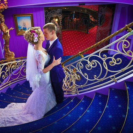Видеосъёмка торжественной регистрации брака