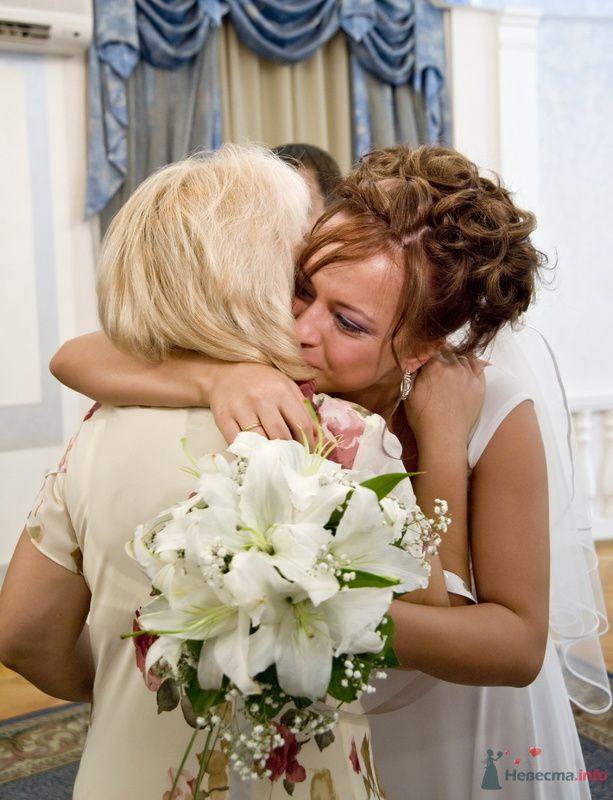 разчувствовалась)))) - фото 72127 невеста лето 2009
