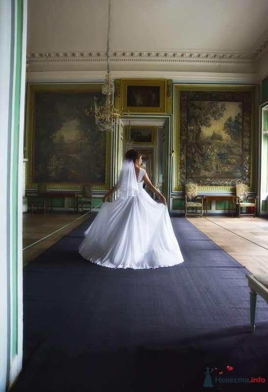 Фото 72133 в коллекции Моя скромная свадьба - невеста лето 2009