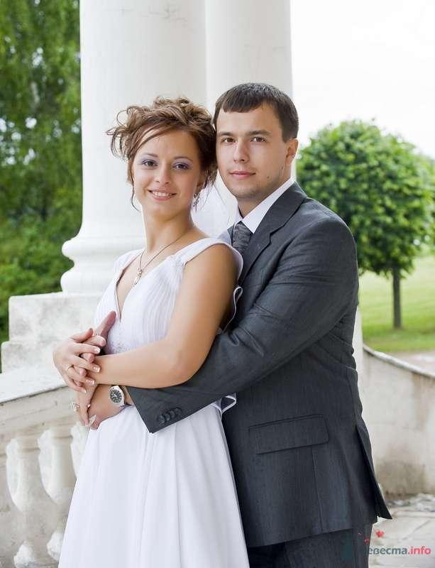 Фото 72134 в коллекции Моя скромная свадьба - невеста лето 2009