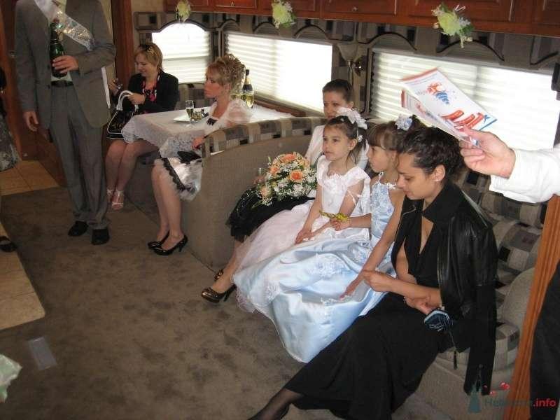 Шикарус. Собраны все гости - фото 29859 Шикарус - аренда эксклюзивного транспорта