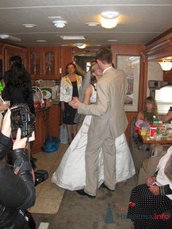 Фото 65088 в коллекции Свадьбы в Шикарусе в любую погоду! - Шикарус - аренда эксклюзивного транспорта