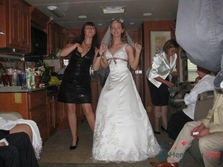 Фото 65089 в коллекции Свадьбы в Шикарусе в любую погоду! - Шикарус - аренда эксклюзивного транспорта
