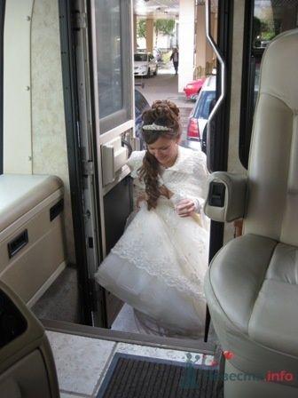 Фото 65094 в коллекции Свадьбы в Шикарусе в любую погоду! - Шикарус - аренда эксклюзивного транспорта