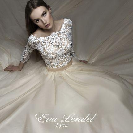 Свадебное платье от Eva Lendel
