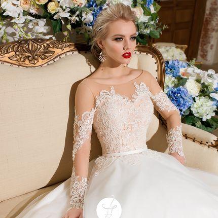 Свадебное платье - модель 7138