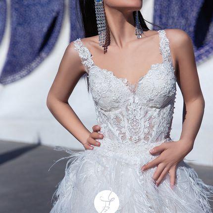 Платье Isha