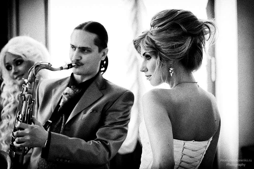 Фото 10850416 в коллекции Тимур Абитов Свадебные Фото - Саксофонист Тимур Абитов