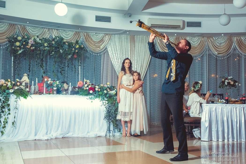 Фото 10850530 в коллекции Тимур Абитов Свадебные Фото - Саксофонист Тимур Абитов
