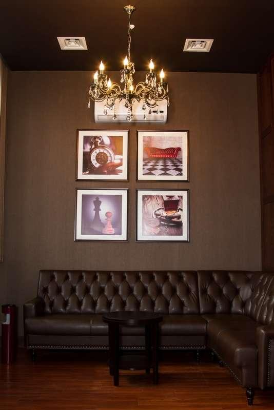 Основной зал, банкетный зал, VIP-зал. - фото 3717069 Ресторан Crystal