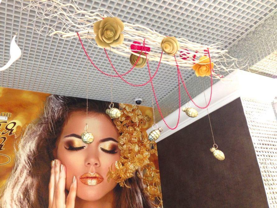 Фото 4940195 в коллекции Оформление магазинов, витрин и т.д. - Карамель — студия декора