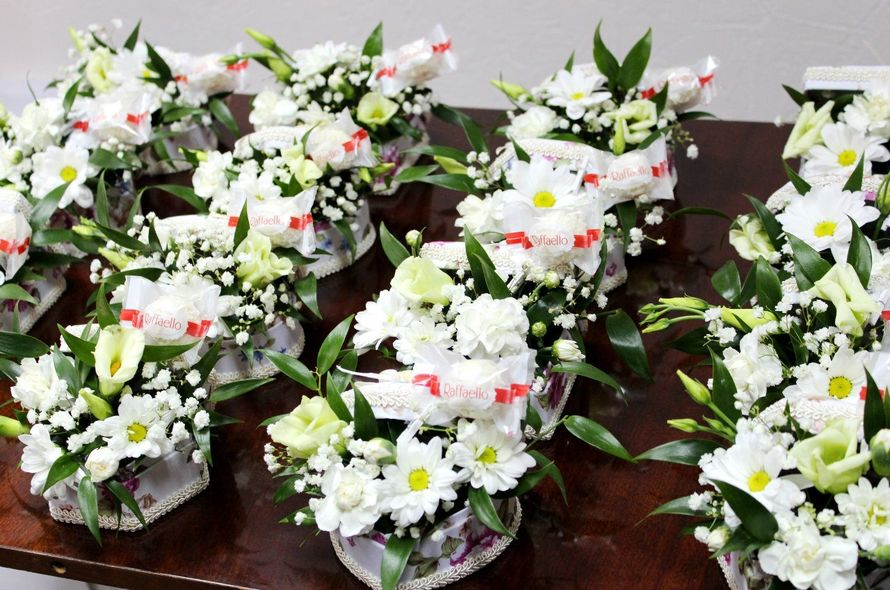 Фото 4940287 в коллекции Живые цветы - Карамель — студия декора