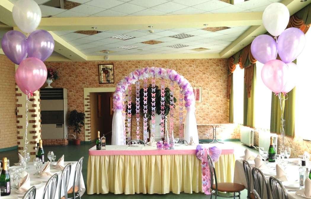 Фото 4940331 в коллекции Оформление свадебного зала - Карамель — студия декора