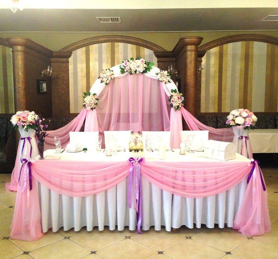Фото 4940345 в коллекции Оформление свадебного зала - Карамель — студия декора