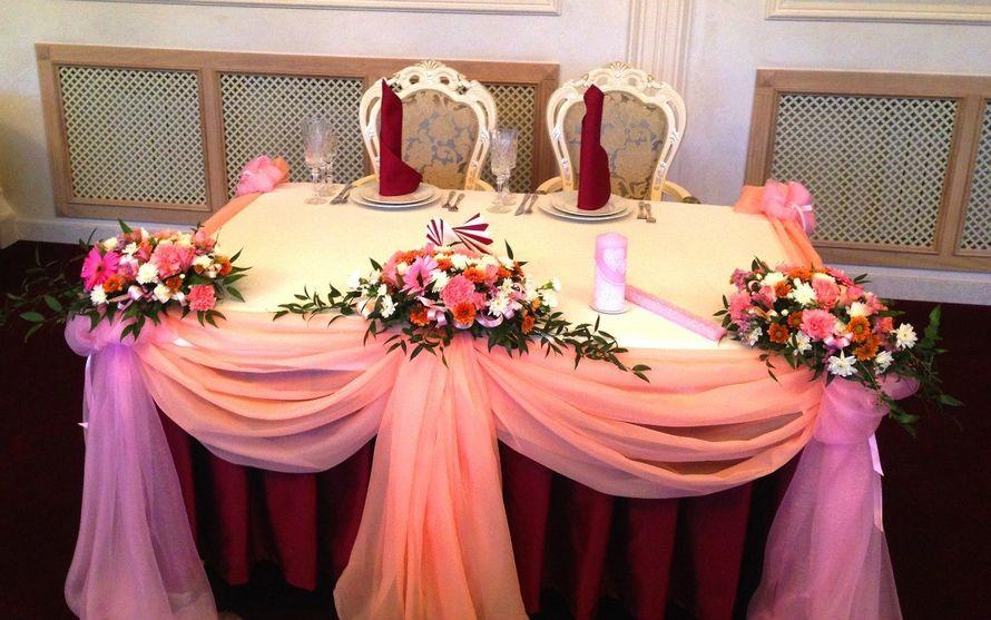 Фото 4940361 в коллекции Оформление свадебного зала - Карамель — студия декора