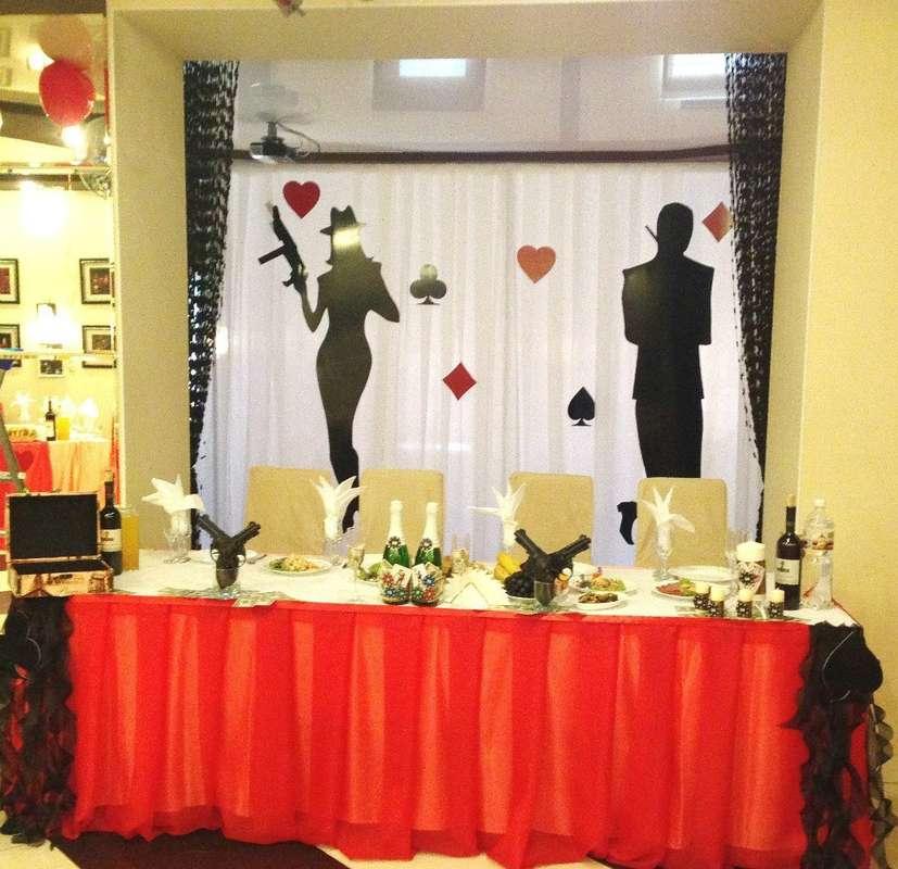 Фото 4940387 в коллекции Оформление свадебного зала - Карамель — студия декора