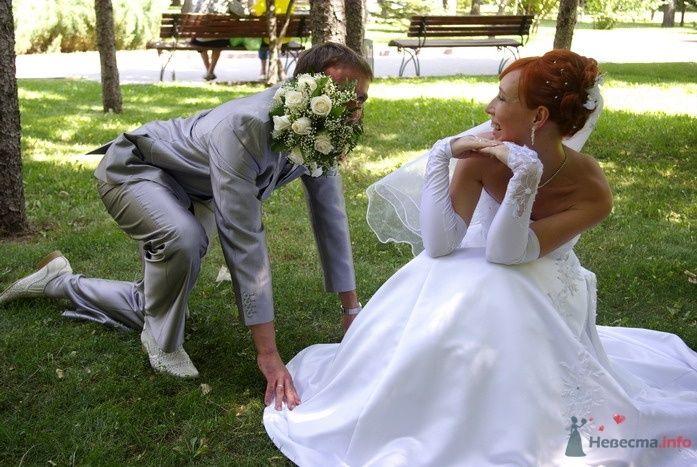 Фото 35300 в коллекции Наша свадьба - Катринка@Leopardik