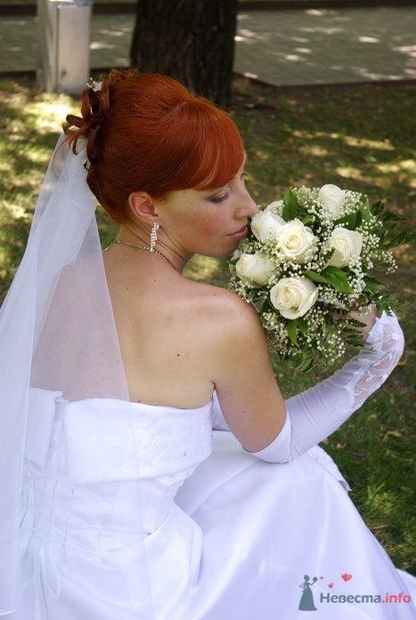 Фото 35301 в коллекции Наша свадьба