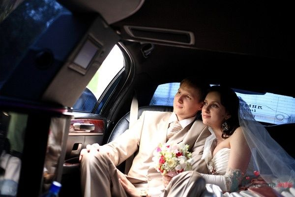 Фото 40378 в коллекции Наша свадьба