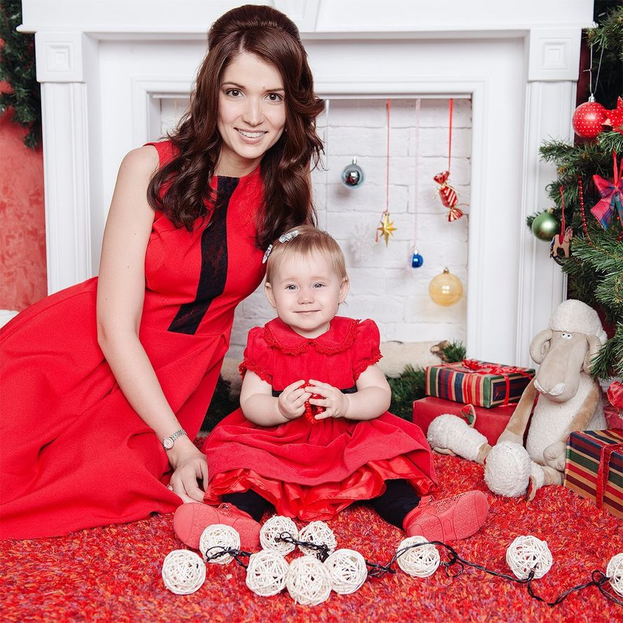 Детская фотосъемка, новогодняя фотосъемка, новогоднее настроение, детский праздник, день рождения, студийная съемка, семейная фотосъемка. - фото 4241721 Фотограф Калачева Екатерина